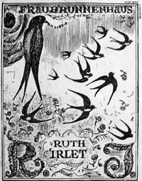 Exlibris Ruth Irlet (1908-1992)