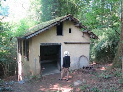 Grotto Fondazione Sciaredo