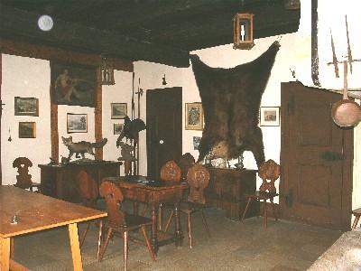 Halle wie sie seit den 1940er-Jahren (ca.) aussieht.