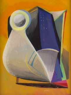 Lamers_Taube_Hinterglas_1950_Affolter