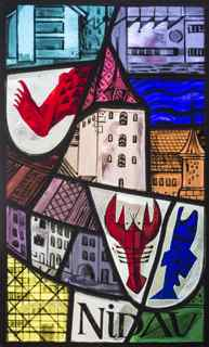 Lamers_Wappenscheibe_Nidau_1963