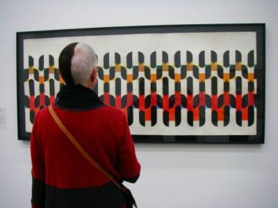 Annelise Zwez Kunstmuseum Luzern. Foto: Celestine Baumann
